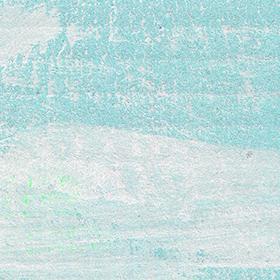 白の絵具の入った水色のテクスチャ素材のサムネイル画像