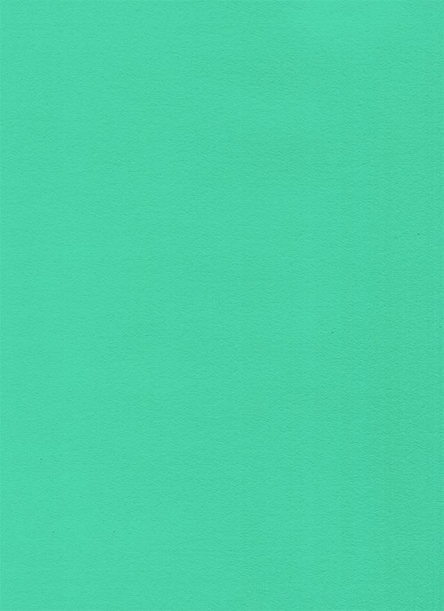 エメラルドグリーンな紙のテクスチャ素材