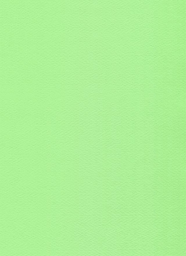 ぽこぽこしたキミドリ色の粗い紙のテクスチャ素材