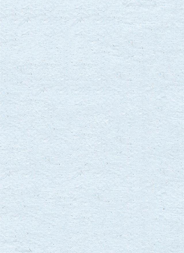 水色のざらざらの再生紙のテクスチャ素材