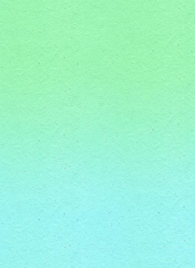 寒色系のグラデーションの和紙のテクスチャ素材