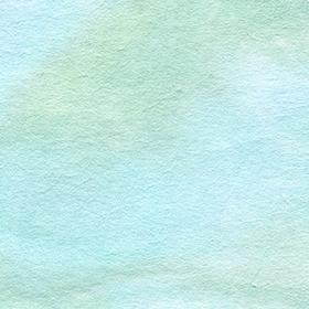 水色の水彩画のようなテクスチャ素材のサムネイル画像