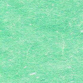 緑色の和紙のテクスチャ素材のサムネイル画像