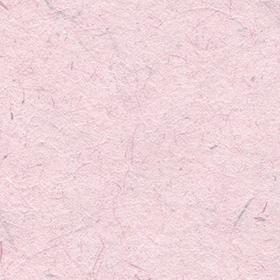 薄いピンクの木屑の入った和紙のテクスチャ素材のサムネイル画像