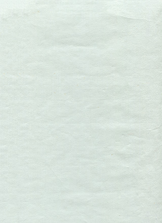 薄い緑色の和紙のテクスチャ素材