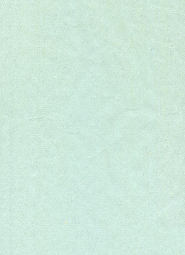 薄い緑色の和紙のテクスチャ素材 2