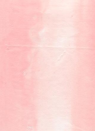 ピンク色の染めムラのある紙のテクスチャ素材