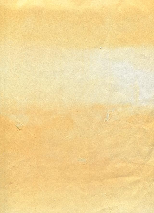 くたびれた紙のテクスチャ素材
