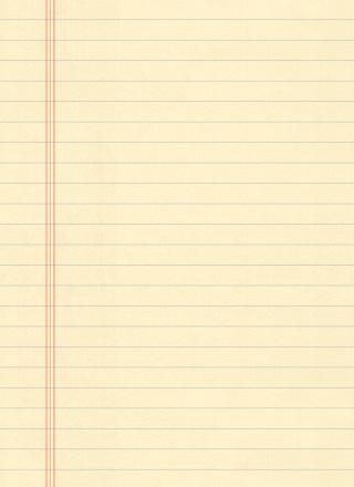 単語ノートの無料テクスチャ素材 2