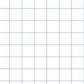 シンプルな方眼紙風ノートのテクスチャ素材のサムネイル画像