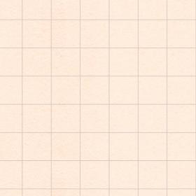 クリーム色の方眼紙風ノートのテクスチャ素材のサムネイル画像