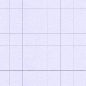 薄紫色の方眼紙風ノートのテクスチャ素材のサムネイル画像