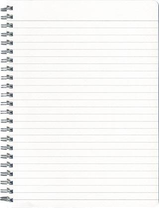 リングノートの無料テクスチャ素材 2