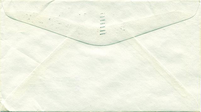 古い封筒のペーパーテクスチャ素材 2