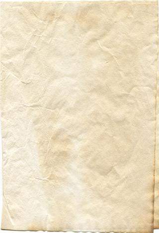 古い紙のテクスチャ素材