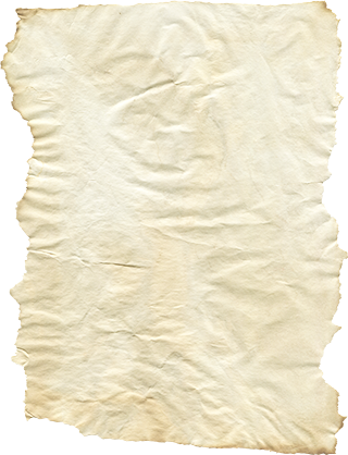破れた古い紙のテクスチャ素材
