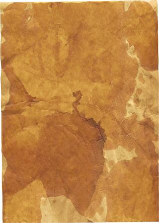 古いアンティークの雰囲気のある蝋引き紙の背景素材