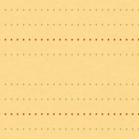 点線の入ったオレンジ色のノートの背景素材のサムネイル画像
