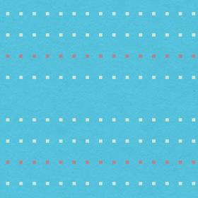 点線の罫線が入った水色のノート素材のサムネイル画像