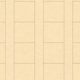 レトロな色合いの原稿用紙のフリー背景素材のサムネイル画像