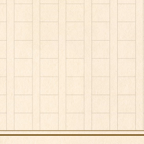レトロな色合いの原稿用紙の素材 2のサムネイル画像