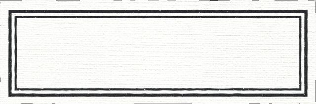 シンプルな横長のラベルの無料素材