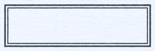 シンプルな横長のラベルの無料素材 2