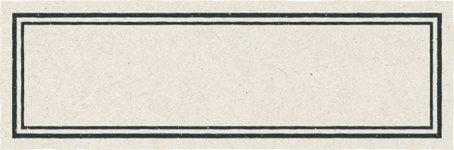 シンプルな横長のラベルの無料素材 3