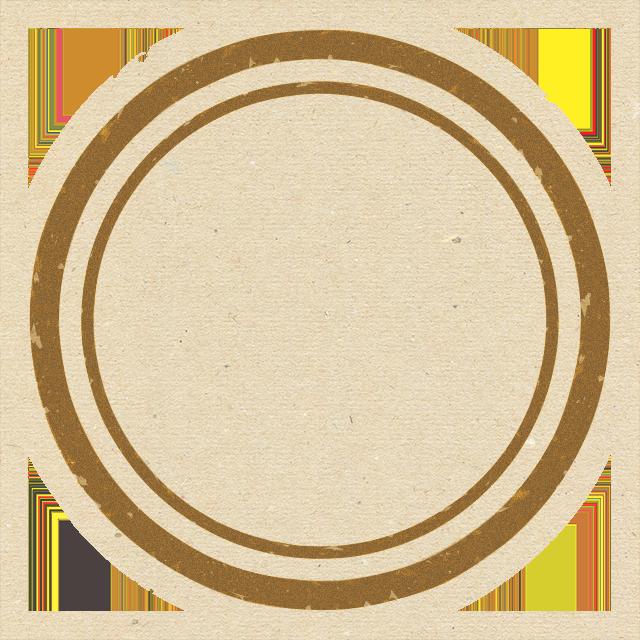 丸型のフリーラベル素材 1