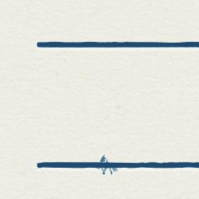 ハンコのような雰囲気の丸型のフリーラベル 4のサムネイル画像