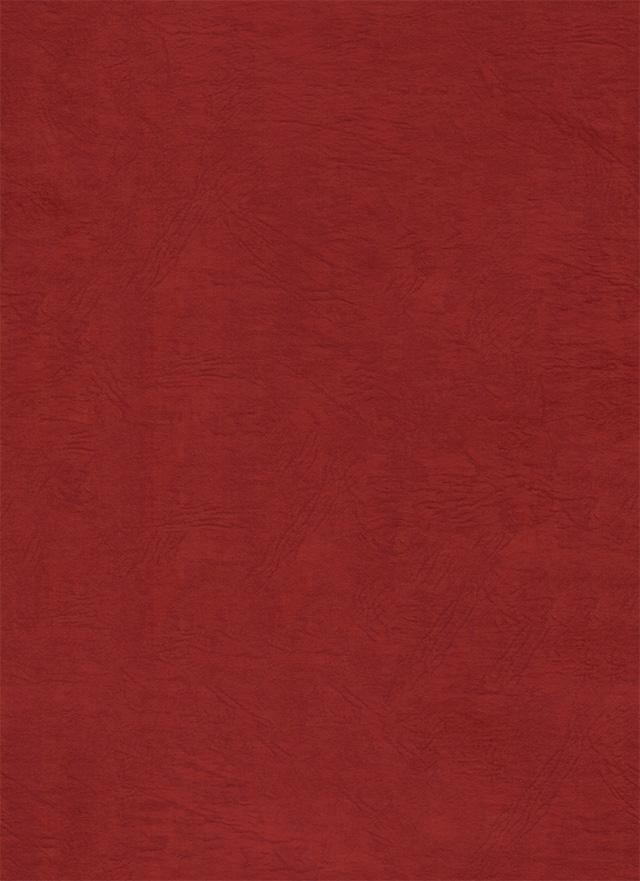 シボのある赤色のテクスチャ素材