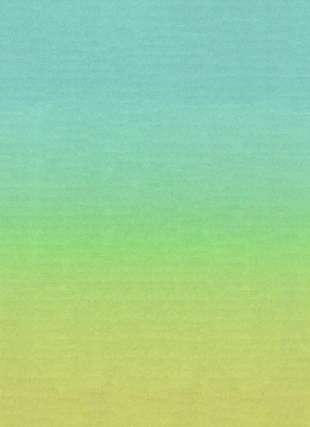 緑系のグラデーションテクスチャ素材