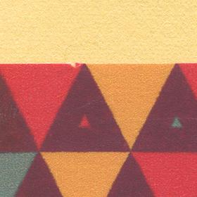 茶色のタグのフリー素材のサムネイル画像