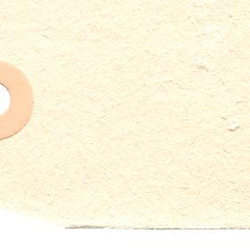 クリーム色のタグのフリー素材のサムネイル画像