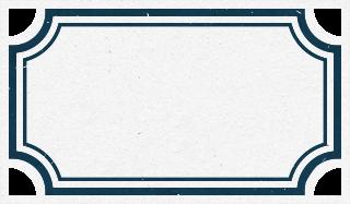 角が丸いラベルの無料素材 2