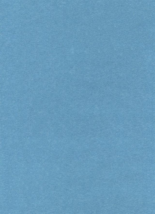 青色のざらざらした紙のテクスチャ素材