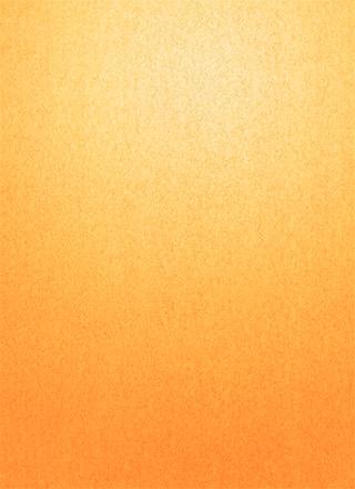 ざらざらしたオレンジ色のグラデーション背景素材