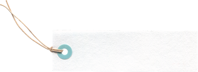 ベーシックなタグのフリー素材 2