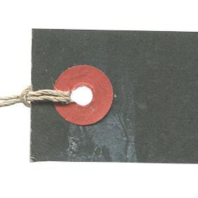 黒ベースのタグの無料素材のサムネイル画像