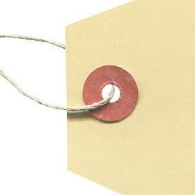 ビンテージ風のタグの無料素材のサムネイル画像