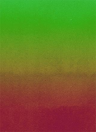 ざらざらした暖色系グラデーション背景素材