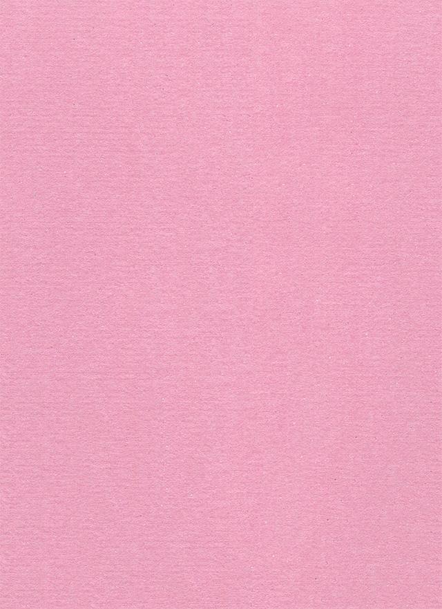 ピンク色のざらざらした紙のテクスチャ素材