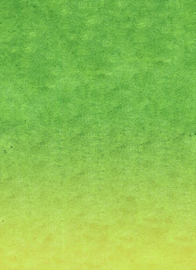 ざらざらした質感の緑系グラデーション背景素材