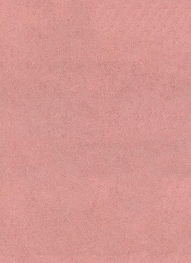 ピンク色のしっとりとしたテクスチャ紙素材