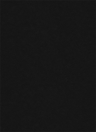 しわのある黒い紙のテクスチャ素材