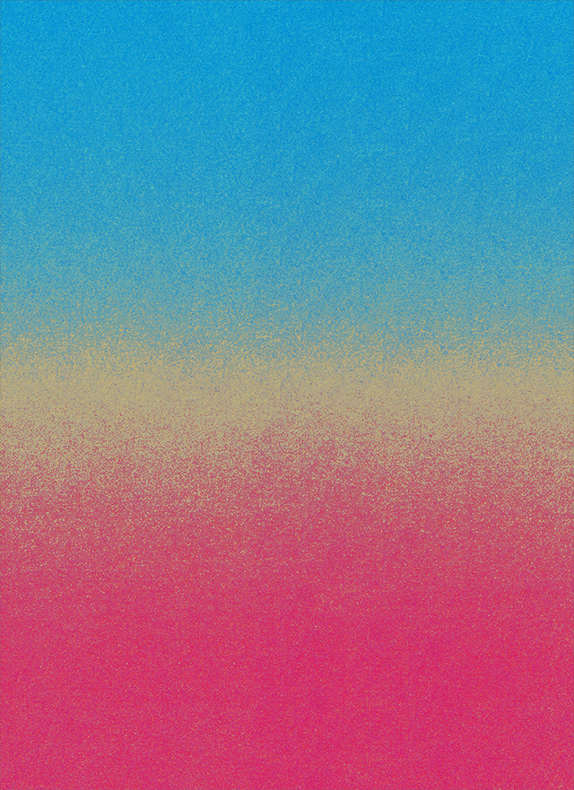 水色とピンクのグラデーション背景素材