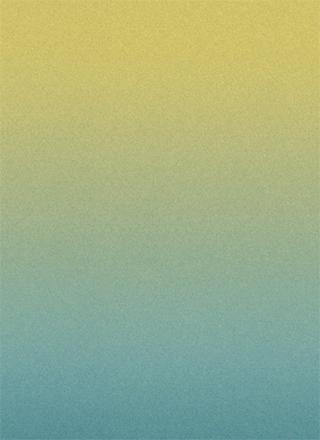 黄色から水色のグラデーション背景素材