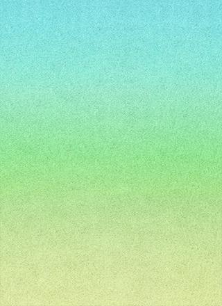 グリーン系のグラデーションテクスチャ素材