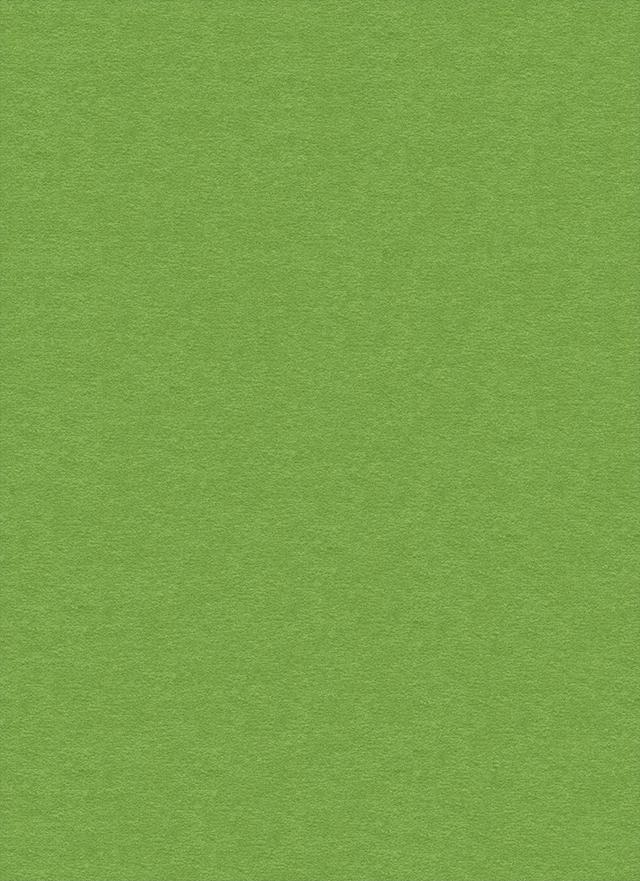 黄緑色のざらざらした厚紙のテクスチャ素材