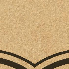 おしゃれな横長のビンテージ風ラベルのサムネイル画像